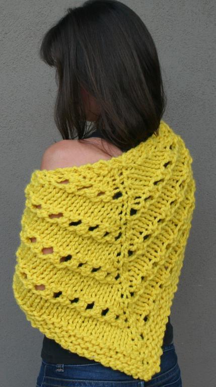 Lemon Bang FREE Knitting Pattern