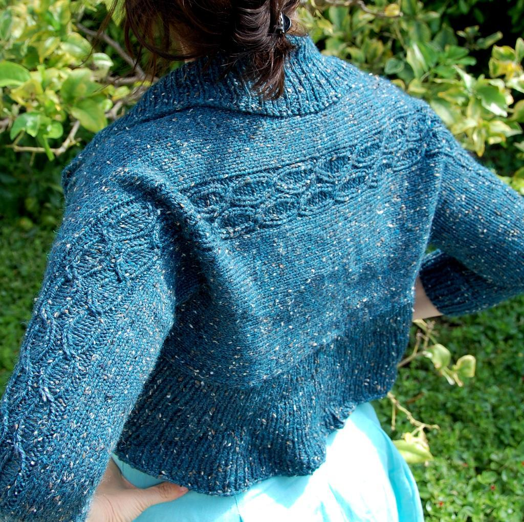 Sophie's Shrug Knitting Pattern