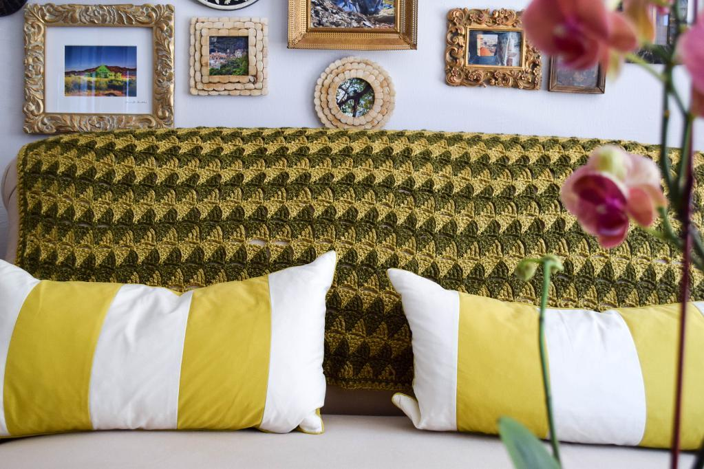 Throwback Throw Crochet Pattern