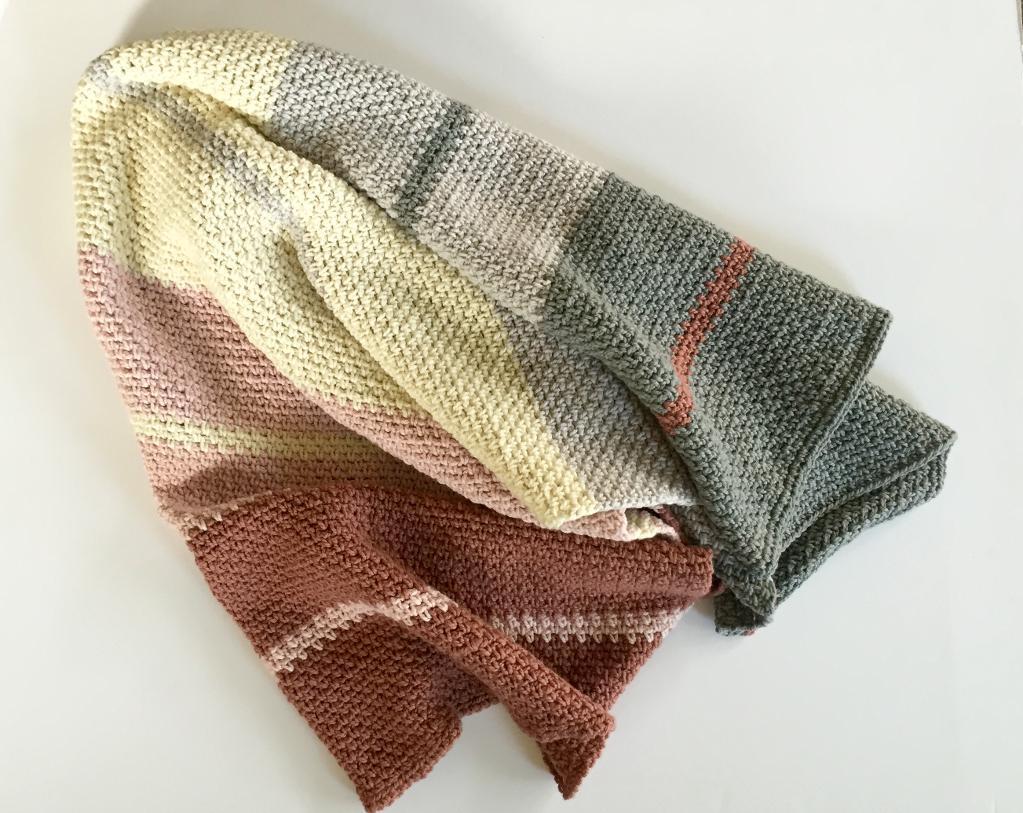Dream Weaver Blanket Crochet Pattern