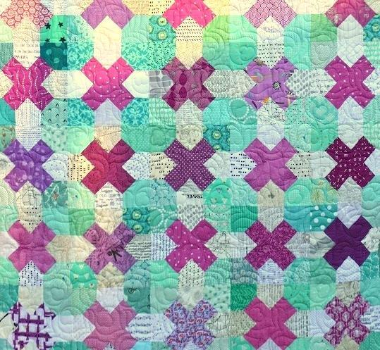 Tic Tac Toe Quilt Pattern