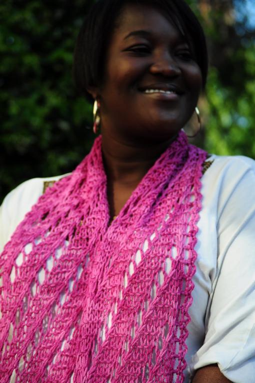 Colliding Stars FREE Knitting Pattern