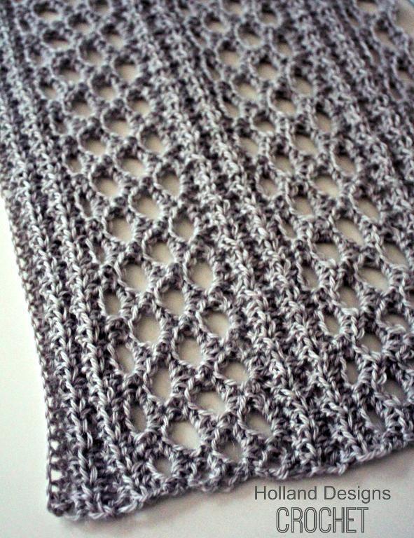 Timeless Throw Crochet Pattern