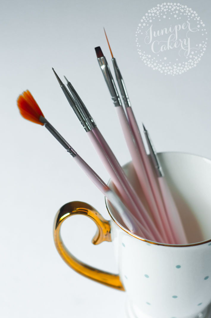 Easy to find unexpected cake decorating tools