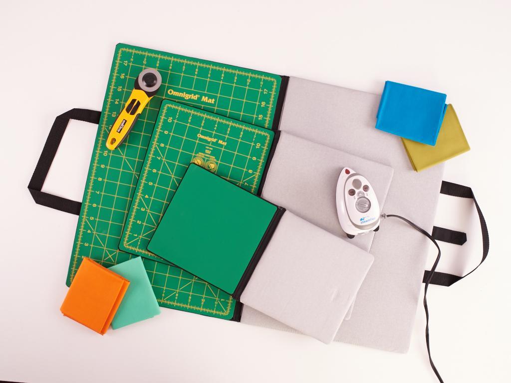 Omnigrid Foldaway Cutting and Ironing Mat