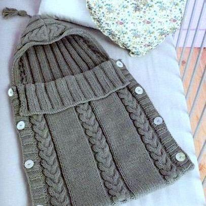 Baby Sleeping Bag Cocoon Sleep Sack