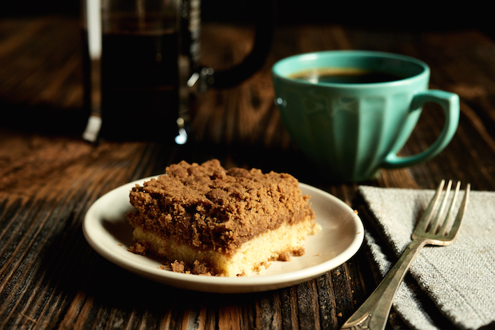 How to Make New York Style Crumb Cake