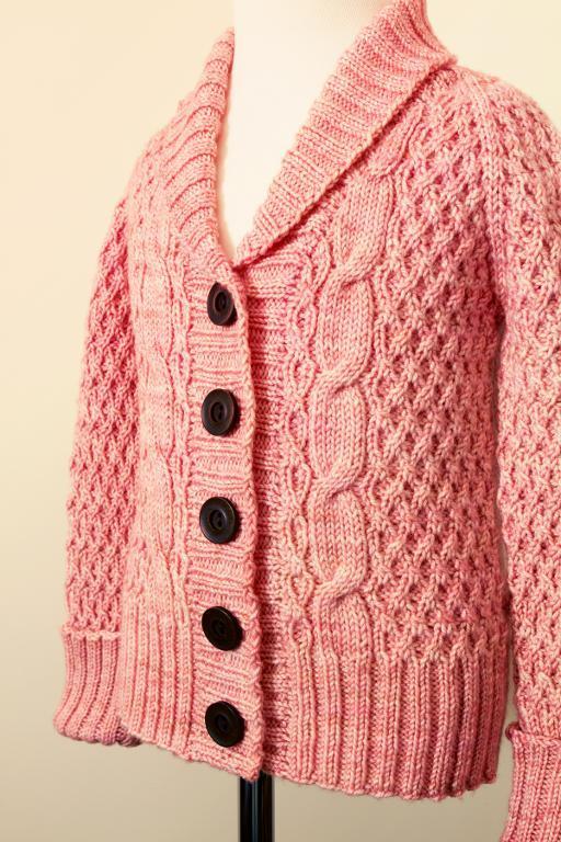 Little Avalyn Baby Sweater