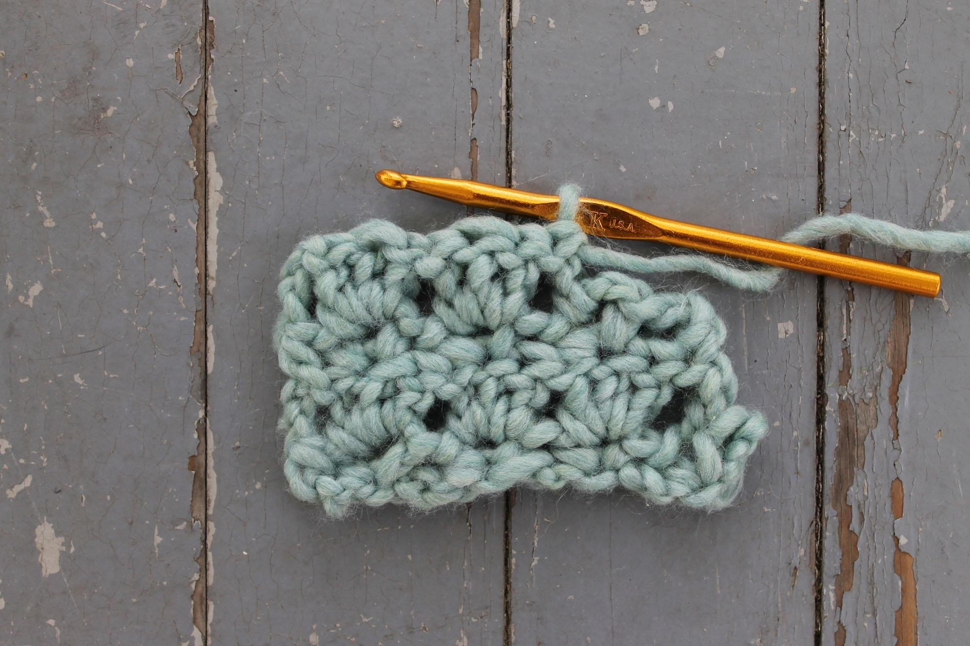 Primrose Crochet Stitch
