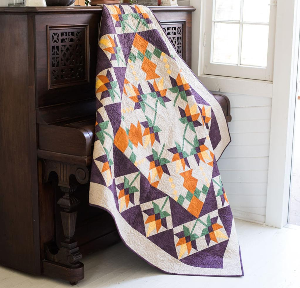 September Sunrise Quilt Kit