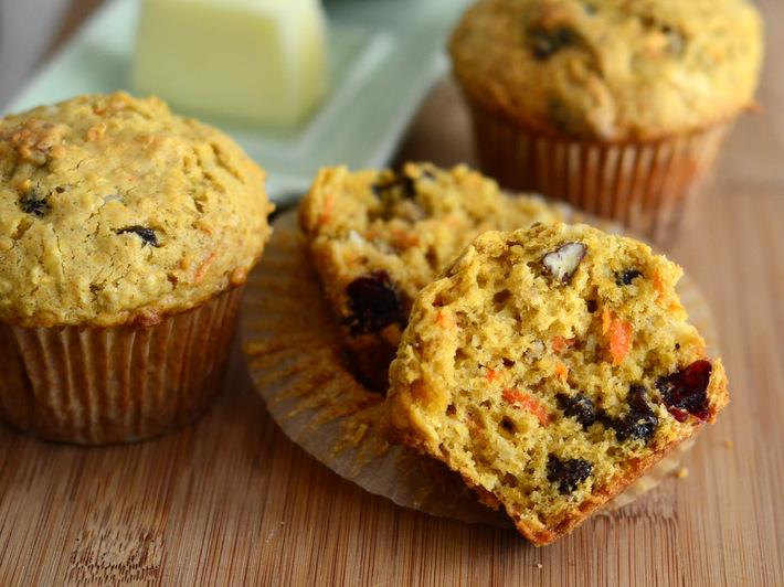 Fall Muffin Recipe