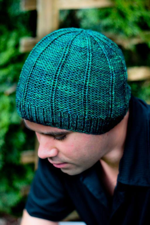 High Line Hat FREE Knitting Pattern