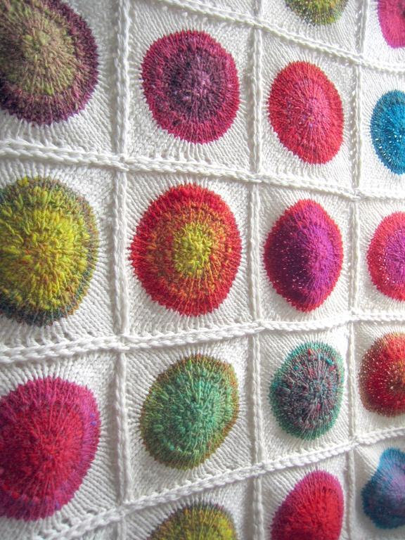 POP Blanket Knitting Pattern