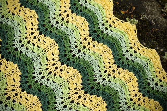 Road Trip Blanket Knitting Pattern