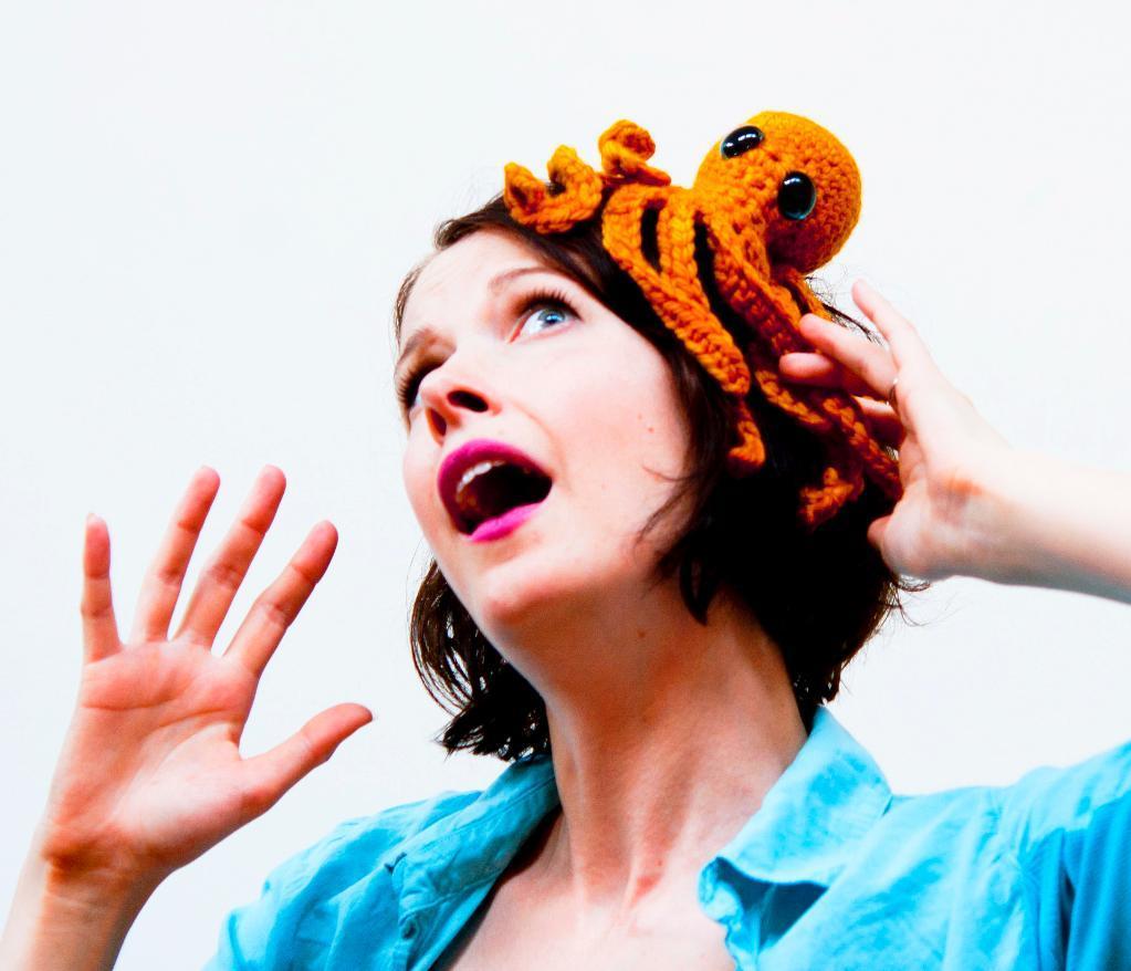 Realistic Octopus Crochet Pattern