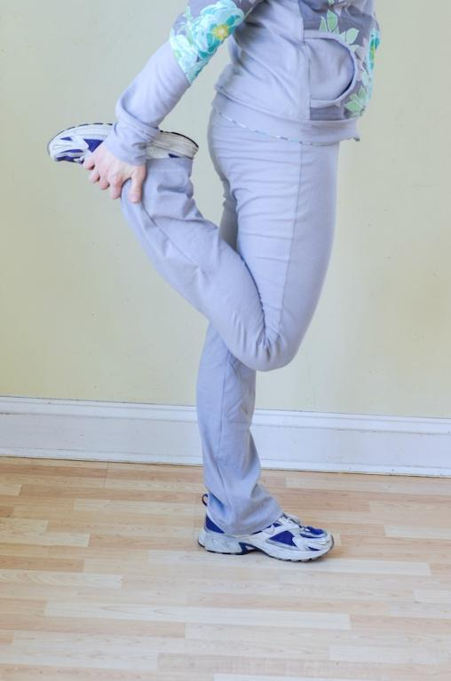 DIY Yoga Pants Patterns