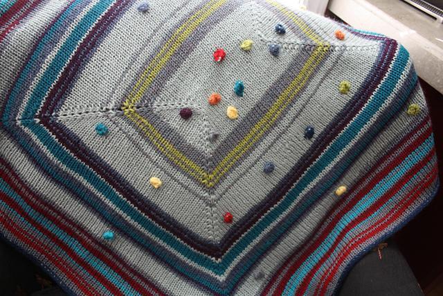 Jadyn's Blanket Knitting Pattern