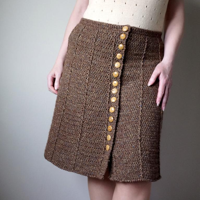 Ikwig Skirt Crochet Pattern