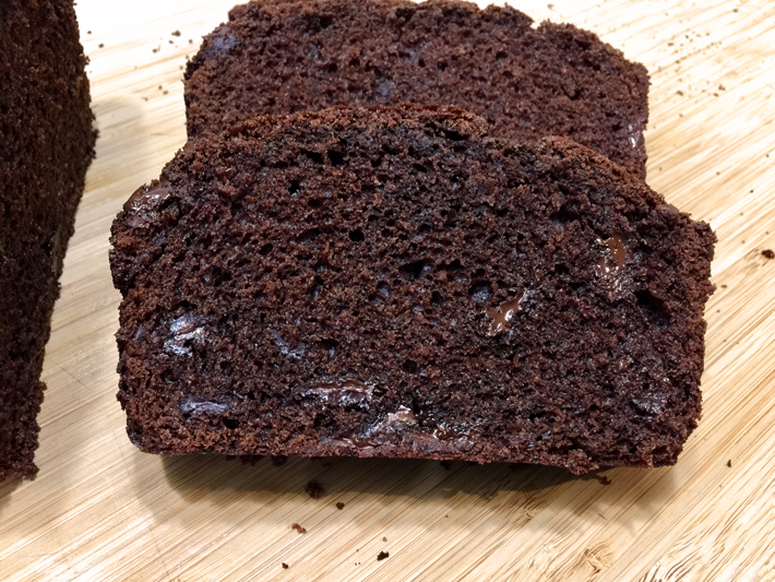 Warm Chocolate Bread