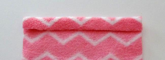 Sew a Folded Edge Blanket Stitch