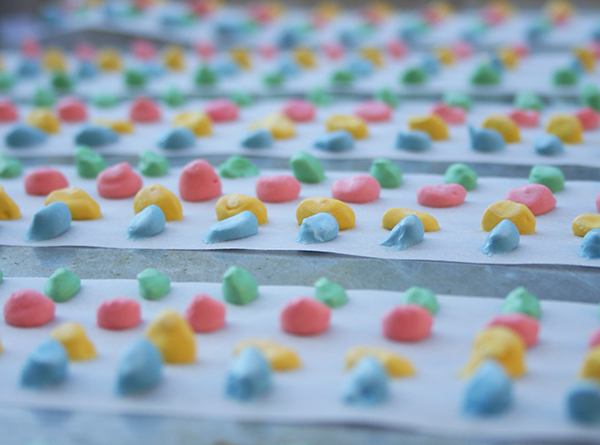 DIY Candy Dots