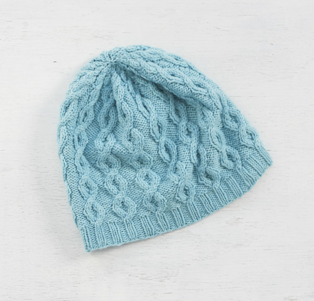 Light Blue Turncroft Hat Kit