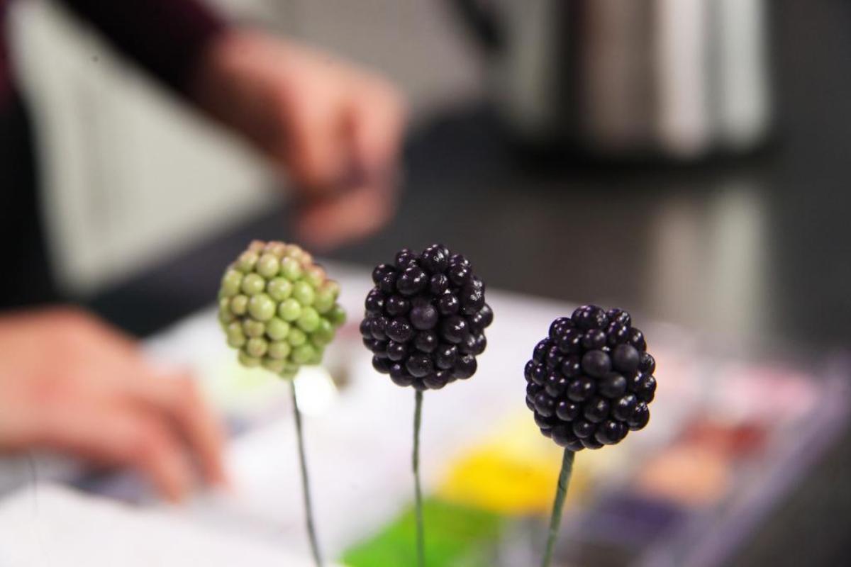 Sugar Berries by Bluprint Instructor Maggie Austin
