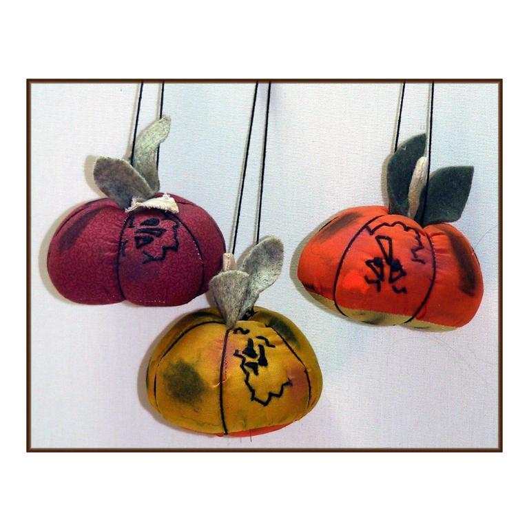 Pumpkin Ornaments