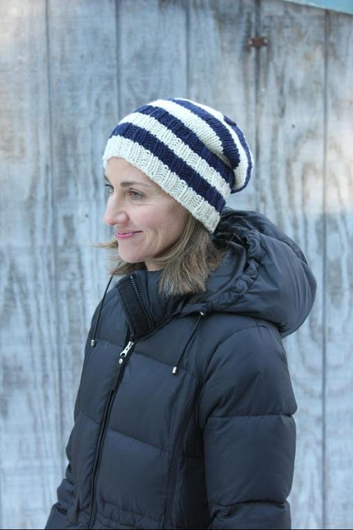 Mainah Hat FREE Knitting Pattern