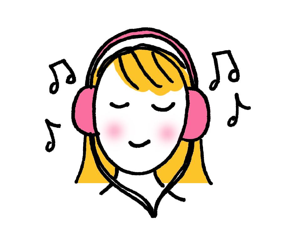 Headphone ears