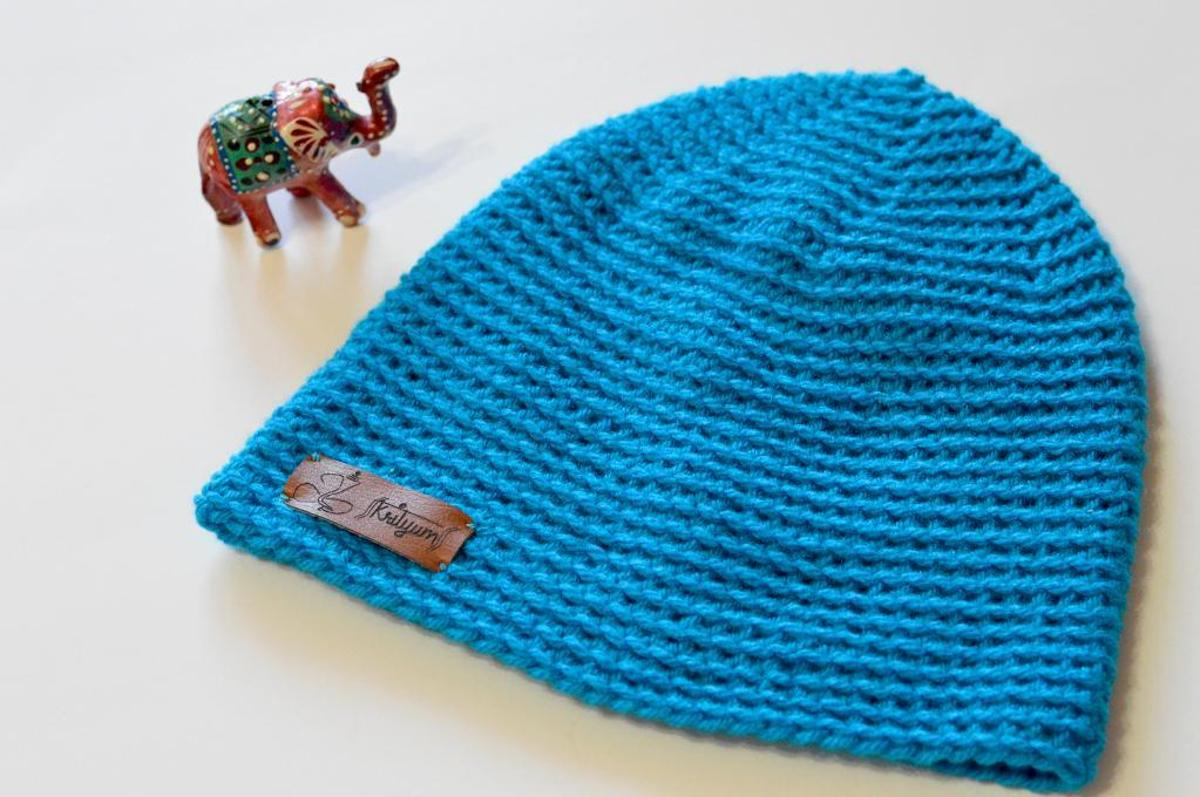 His and Hers Crocheted Beanie