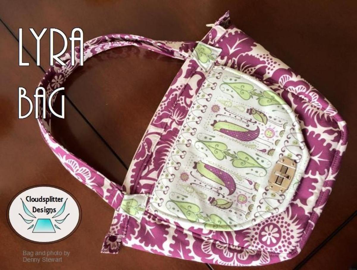 Lyra Bag Sewing Pattern