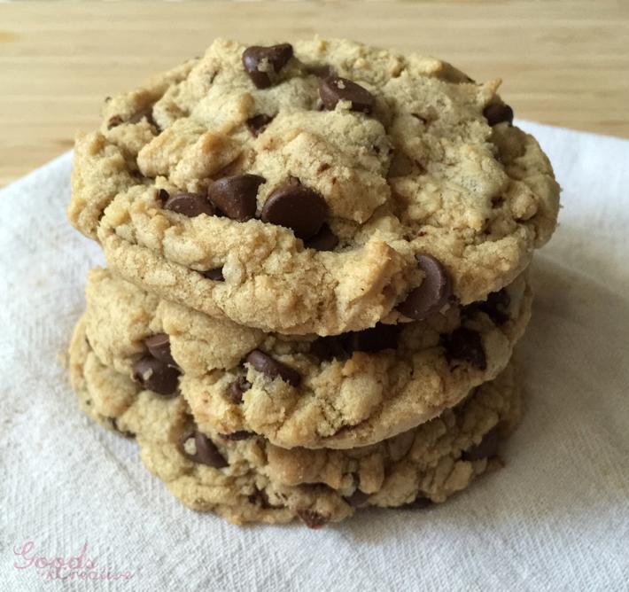 Jumbo Mocha Cookies