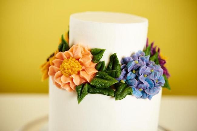 Cake by Bluprint Instructors and Cake Masters Magazine Awards Finalists Christina Ong and Valeri Valeriano