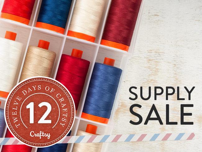 12 Days of Bluprint: Supply Sale!