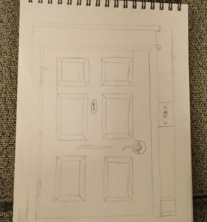 Perspective for Sketchers Homework