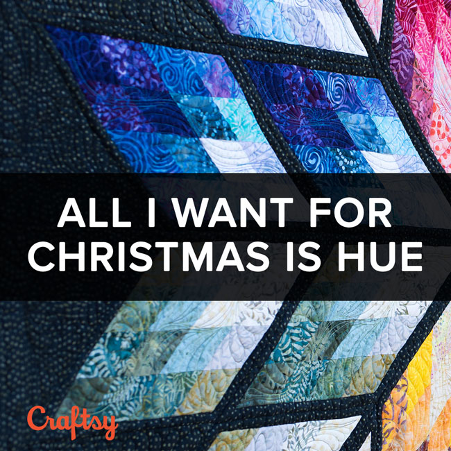 All I Want for Christmas in Hue