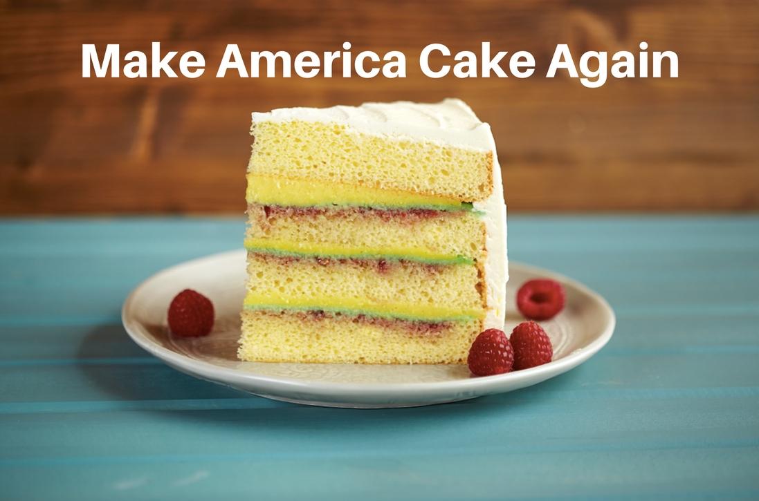 Make America Cake Again