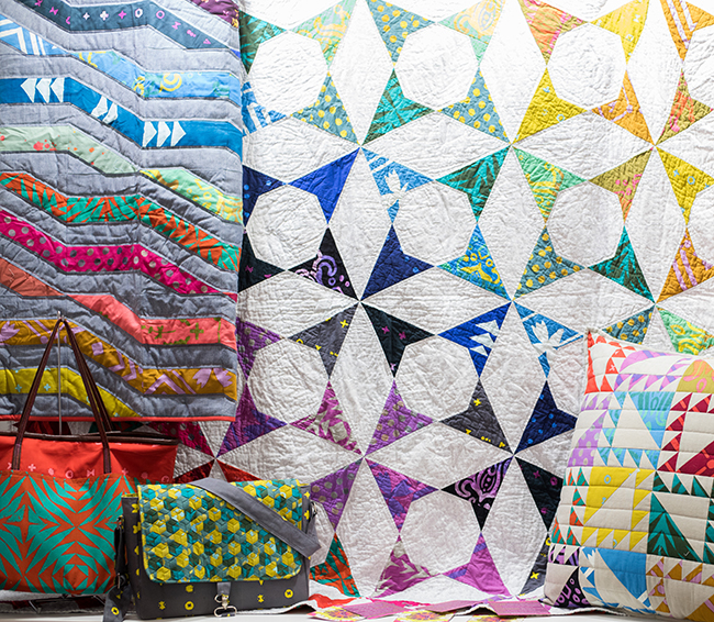 Modern Quilts from Andover Fabrics