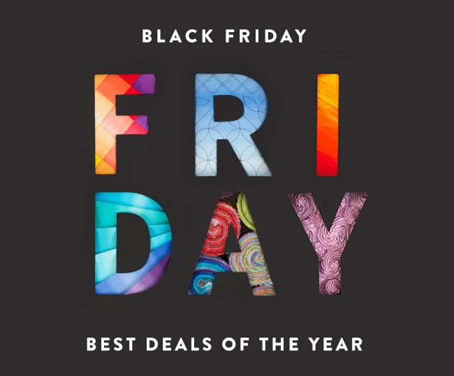 Bluprint Black Friday Sale 2016
