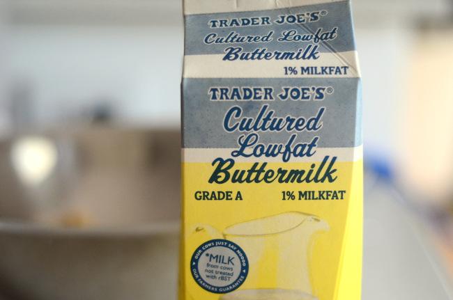 Low Fat Buttermilk