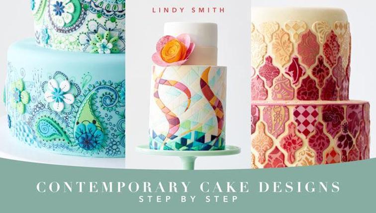 Contemporary Cake Designs