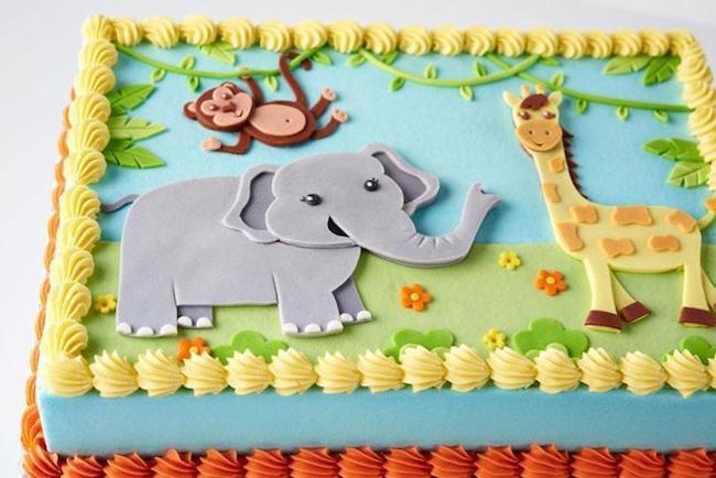 Cake by Bluprint Instructor Corrie Rasmussen | Bluprint