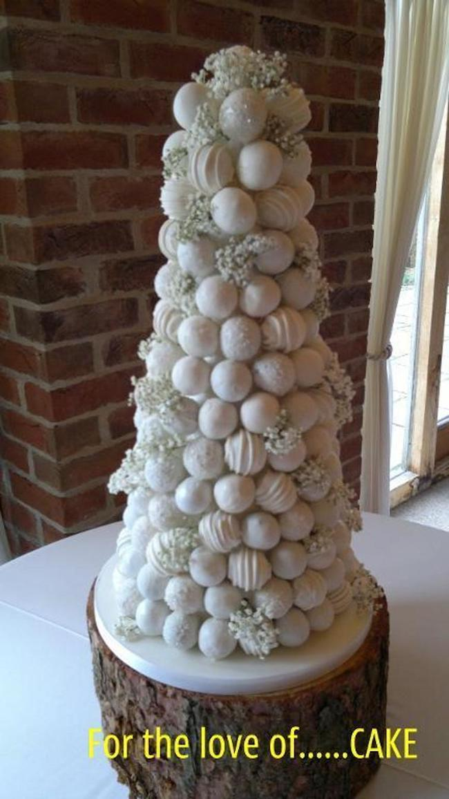 Cake Pop Display by jocake creation