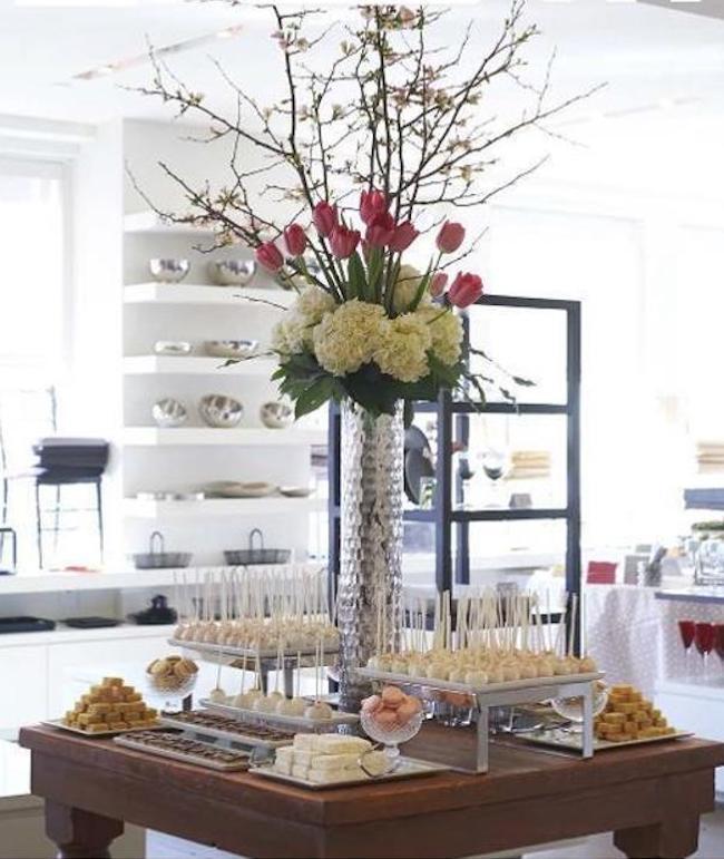 Cake Pop and Dessert Display by vigicrocker