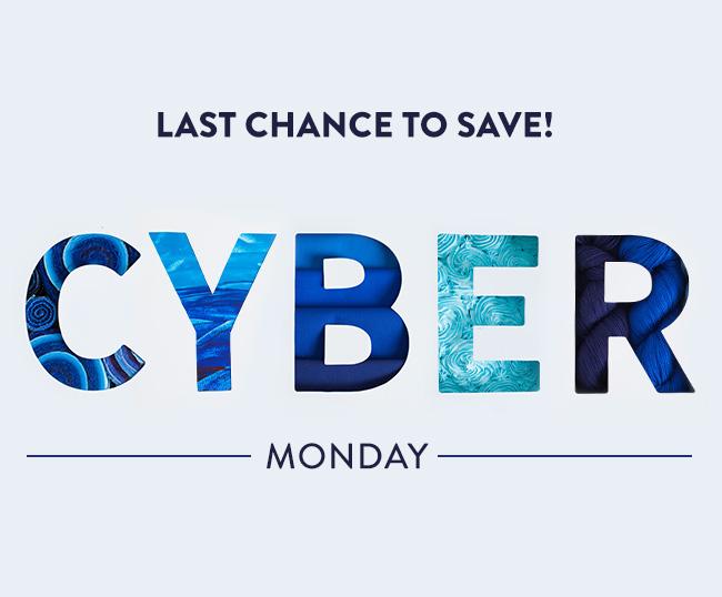 Cyber Monday Sale at Bluprint