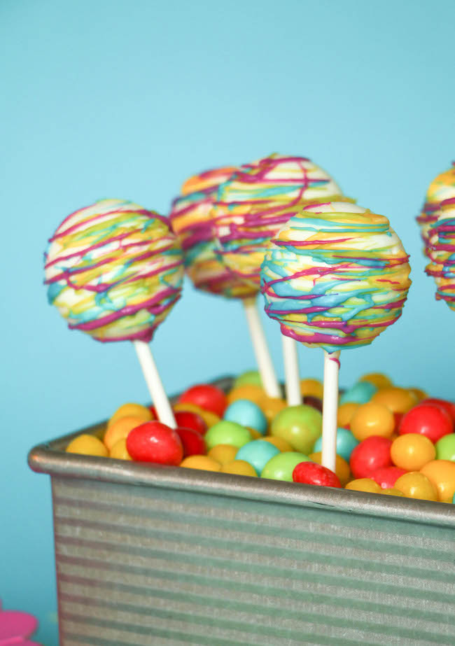 Candy Filler for Cake Pop Display