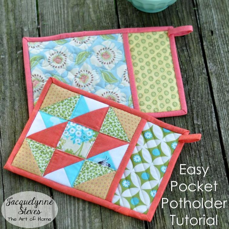 Easy Pocket Potholder