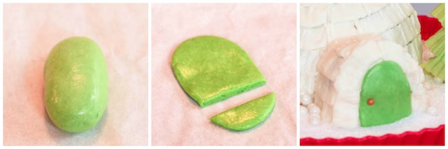 Making the Igloo Cake Door | Erin Gardner | Craftsy