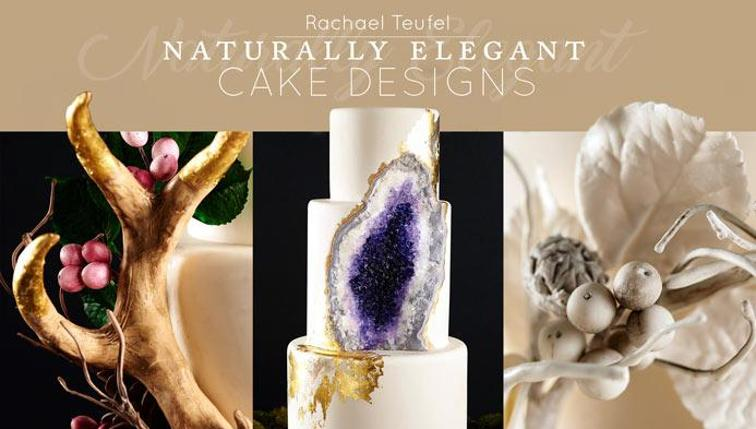 Naturally Elegant Cake Designs